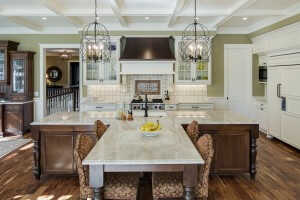 Modern elegance with traditional appeal with high function.